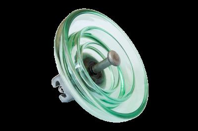 Подвесные стеклянные изоляторы ПС160Д 212V