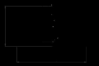 Подвесные стеклянные изоляторы ПС240В 212V