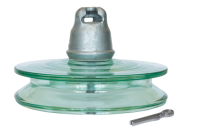 Подвесные стеклянные изоляторы ПСД 100В 112V