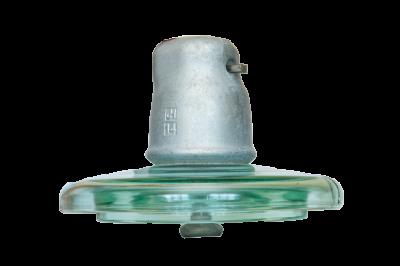 Подвесные стеклянные изоляторы ПСВ 160А 212W